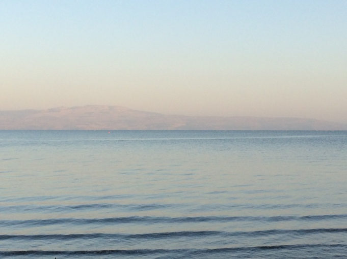 Sea of Gallilea